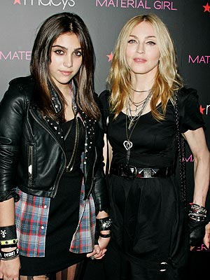 Madonna Talks About Parenting Lourdes Leon