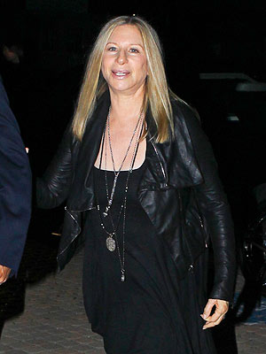 Barbra Streisand 70th Birthday Party