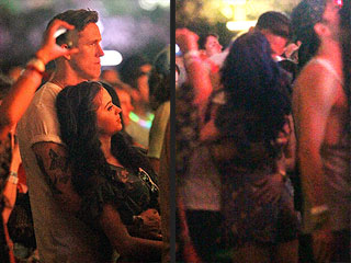 Katy Perry Cuddles with New Guy at Coachella | Katy Perry