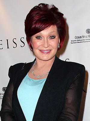 Sharon Osbourne Reveals Double Mastectomy