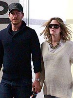 Drew Barrymore & Will Kopelman Get Spa Treatments in the Desert | Drew Barrymore