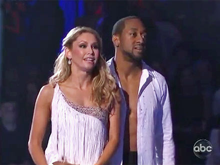 Dancing with the Stars: Jaleel White Says He Respects Kym Johnson