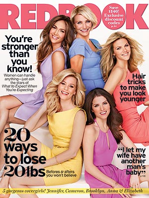 Mother's Day: Jennifer Lopez, Cameron Diaz, Elizabeth Banks Talk Motherhood