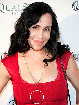 Nadya Suleman, the Octomom, in rehab for Xanax addiction, anxiety
