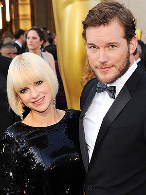 Anna Faris Has a Baby Boy