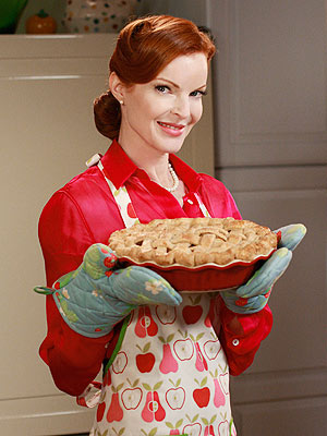 Mothers Day Recipe: Marcia Cross's Brown Sugar Cookies