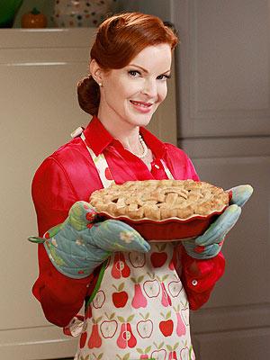 Mothers Day Recipe: Marcia Cross's Brown Sugar Cookies