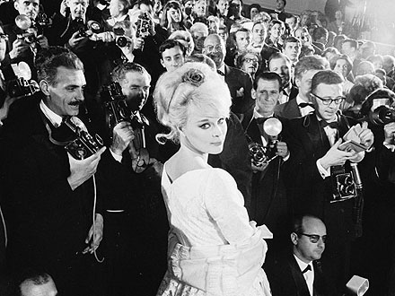 Cannes Film Festival 50 Years Ago: Photo Flashback