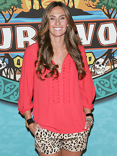 Survivor Kim Spradlin Pregnant Expecting First Child