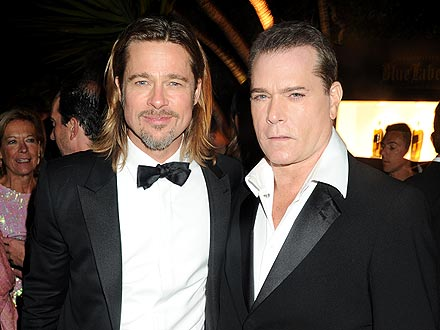 Cannes Film Festival: Brad Pitt & Diddy Party