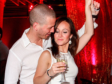 Ashley Hebert & J.P. Rosenbaum Party in Cancun to Celebrate a Year Together