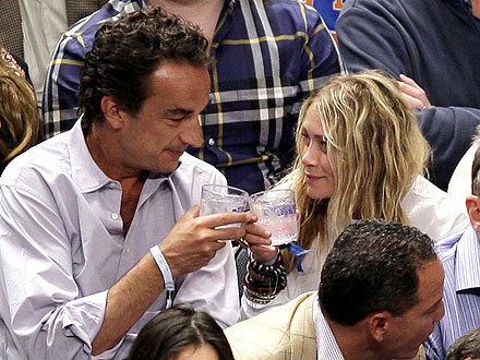 Mary-Kate Olsen Dating Olivier Sarkozy?