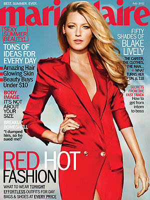 Blake Lively Dating Ryan Reynolds; Talks About What She Likes in a Guy