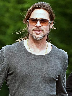 Brad Pitt Motorcycle Shops in London