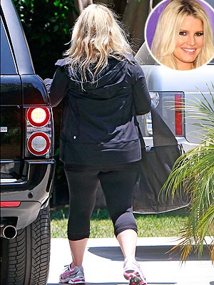 Jessica Simpson Body After Baby: Pictures