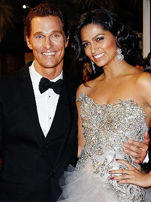 Matthew McConaughey Wedding to Camila Alves: What They Wore