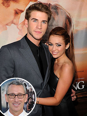 Miley Cyrus Engaged to Liam Hemsworth: Adam Shankman Recalls First Kiss