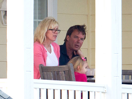 Rielle Hunter Says She and John Edwards 'Are No Longer a Couple'