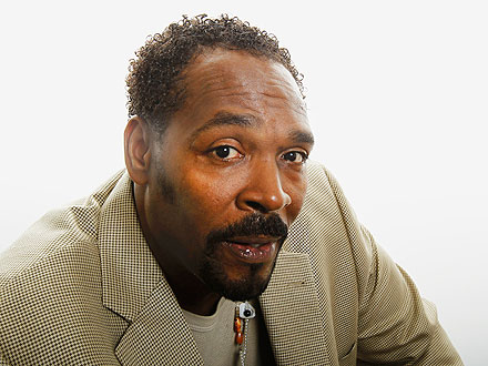 Rodney King At Peace Two Months Before Death