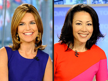 Savannah Guthrie Replacing Ann Curry on Today; She's Matt Lauer's Co-Host