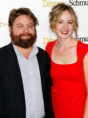 Zach Galifianakis, Girlfriend Quinn Lundberg Engaged