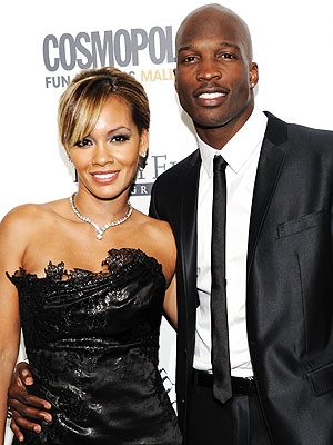Fourth of July Wedding - Chad Ochocinco Marries Evelyn Lozada