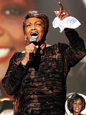 BET Awards 2012: Cissy Houston Honors Whitney Houston