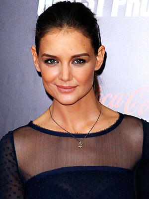 Katie Holmes Avoids Tom Cruise in Pre-Divorce Interview