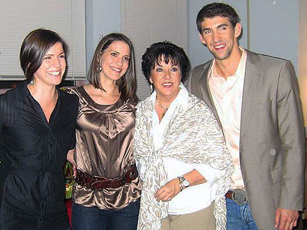 Swimmer Michael Phelps's Mom On His Final Olympic Games