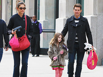 Tom Cruise, Katie Holmes Divorce: Suri Was the Main Concern