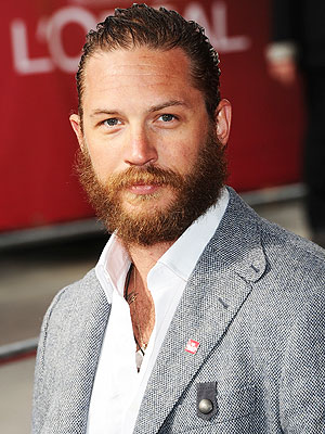 Tom Hardy, The Dark Knight Rises Star, Talks  Fatherhood
