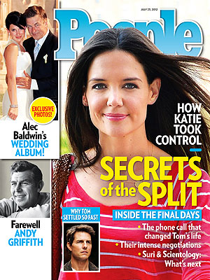 Tom Cruise, Katie Holmes Split: How She Took Control