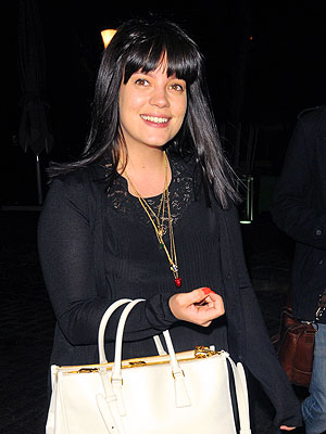 Lily Allen Pregnant; Pop Star Is Married to Sam Cooper