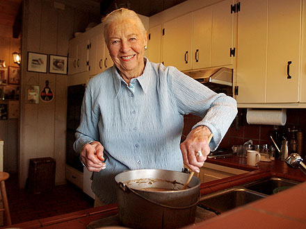 Click to see Marion Cunningham's cookbooks