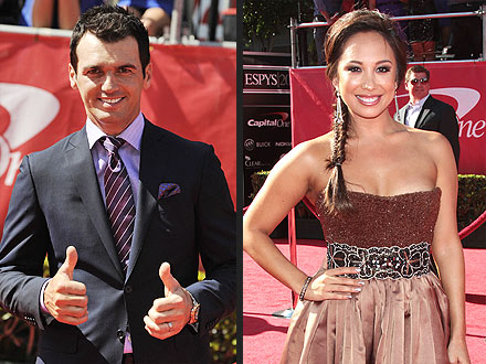 Dancing with the Stars: Tony Dovolani & Cheryl Burke Reveal All-Stars Wish List | Cheryl Burke, Tony Dovolani