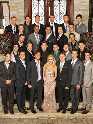 Bachelorette's Men Tell All - Behind the Scenes Blog