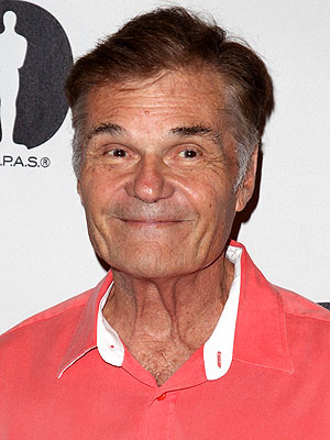 Fred Willard Arrested at Adult Theater