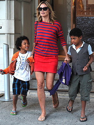 Heidi klum kids heidi klum s kids must always