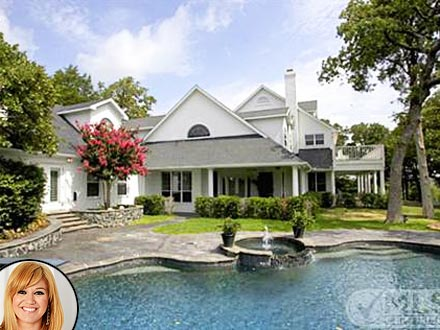 Kelly Clarkson's Texas Home for Sale