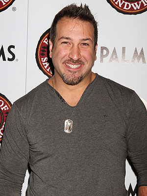 Dancing with the Stars: Joey Fatone Determined to Win
