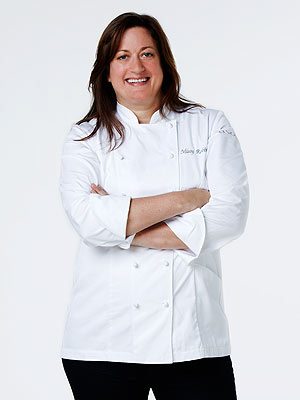 Top Chef: Masters Premiere Missy Robbins Recovering from Injury