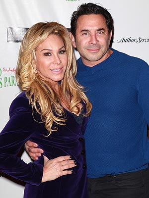 Adrienne Maloof Splits with Husband, Says She's 'Trying to Work Things Out'