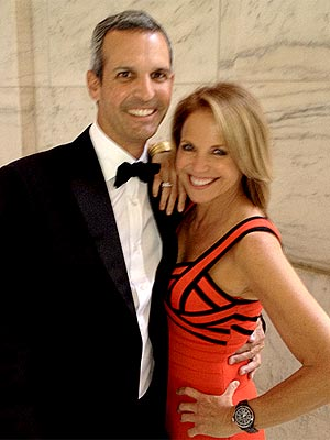 Katie Couric Is Dating Financier John Molner