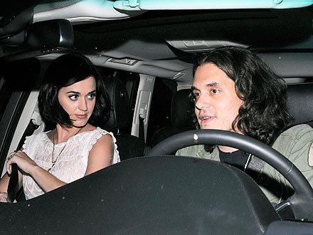 Katy Perry, John Mayer Dating? They Party with Animals in L.A.