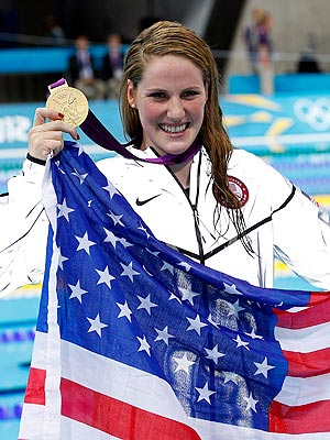Missy Franklin: London 2012 Olympic Games Gold Medal Swimmer