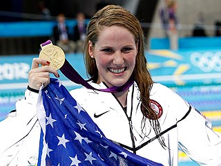 WATCH: Missy Franklin on Her Beauty Routine After the Pool: 'I Have No Idea How My Hair Stays So Healthy!'