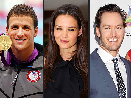5 Things You Missed This Weekend: Ryan Lochte Medals, Katie's Mystery Man, Mark-Paul Weds & More!