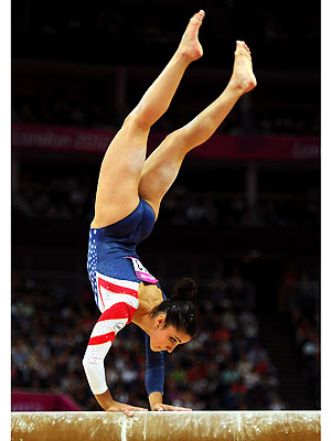 Aly Raisman Women's Gymnastics London 2012 Olympics Bronze Appeal