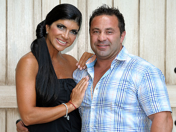 Real Housewives of New Jersey: Teresa Giudice's Husband Joe Calls Her Names