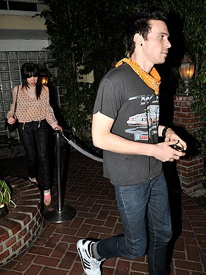 Carly Rae Jepsen Dating Musician Matthew Koma?